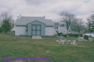 Magic Touch & Her Gardens, Before: 360º Tour